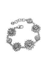 BRIGHTON JF6920 Enchanted Garden Petal Bracelet