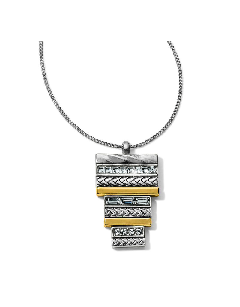 BRIGHTON JM1483 Tapestry Cascade Necklace