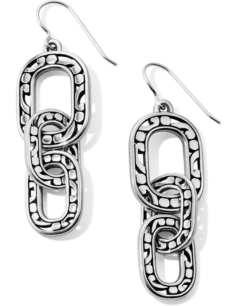 BRIGHTON JA5370 Contempo Linx French Wire Earrings