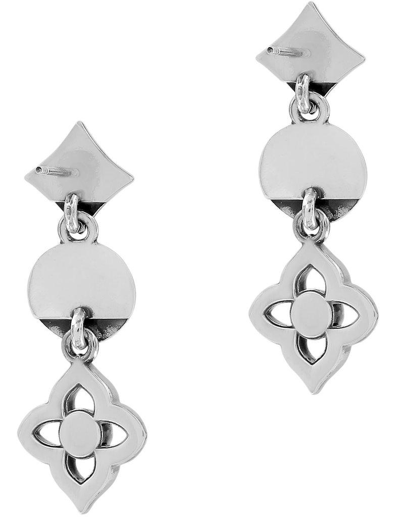 BRIGHTON JA5650 Toledo Collective Charm Post Drop Earrings