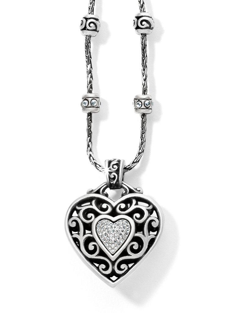 BRIGHTON J44242 Reno Heart Necklace