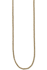 BRIGHTON JL8295 Vivi Delicate Long Charm Necklace
