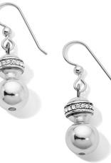 BRIGHTON JA6421 Meridian Petite Principle French Wire Earrings