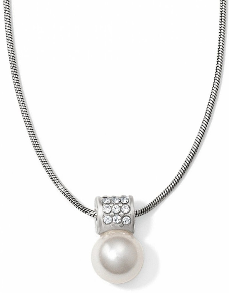 BRIGHTON JL4442 Meridian Petite Pearl Necklace
