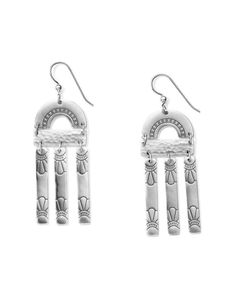 BRIGHTON JA3490 Marrakesh Soleil Arc French Wire Earrings