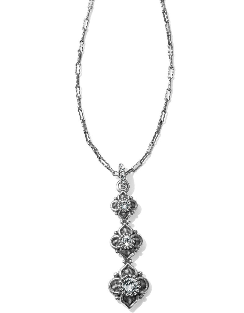 BRIGHTON JL8051 ALCAZAR TRIO SHORT NECKLACE