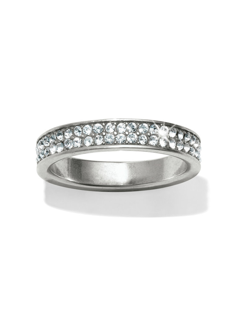 BRIGHTON J62601 Meridian Swing Pave Band Ring