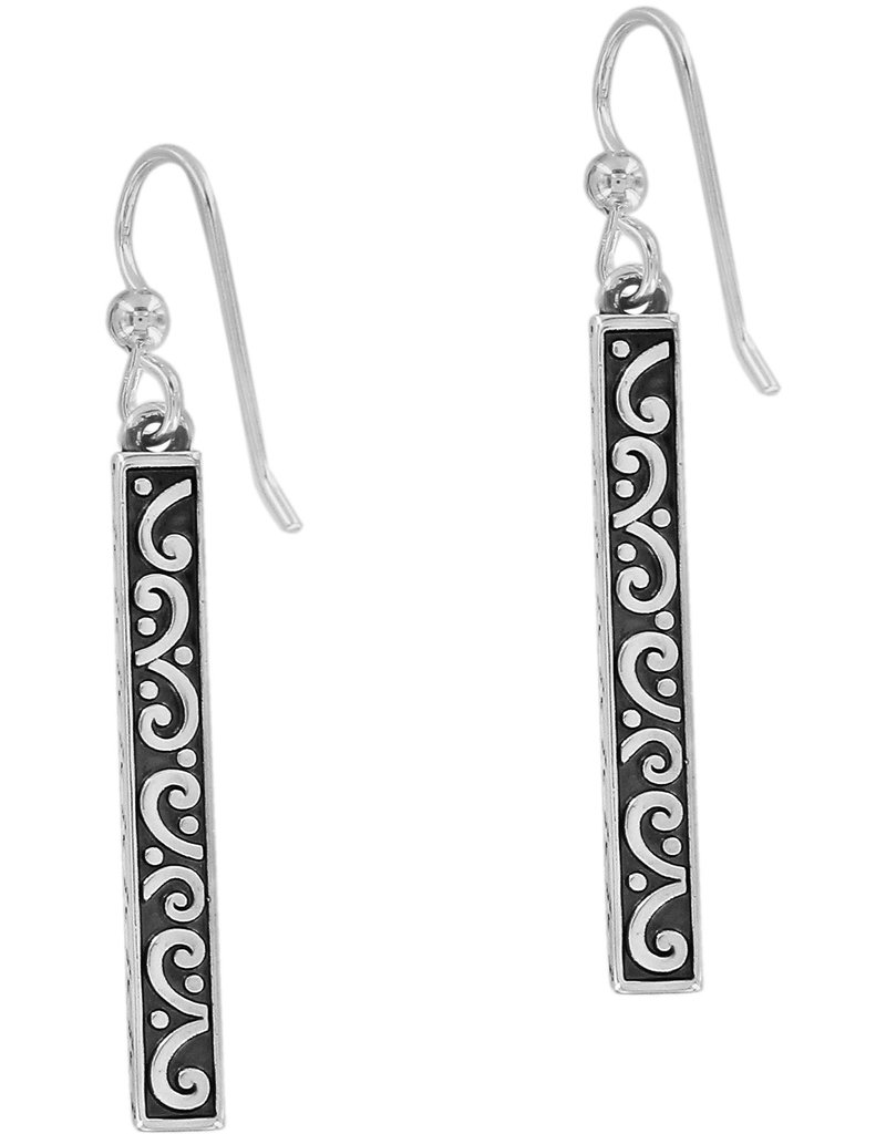 BRIGHTON JA3140 SPECTRUM FRENCH WIRE EARRINGS