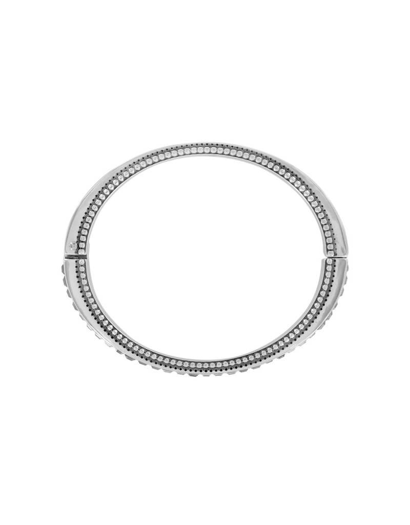 BRIGHTON JB1610 SPECTRUM HINGED BANGLE
