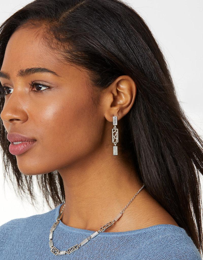 BRIGHTON JA4601 Meridian Zenith Post Drop Earrings