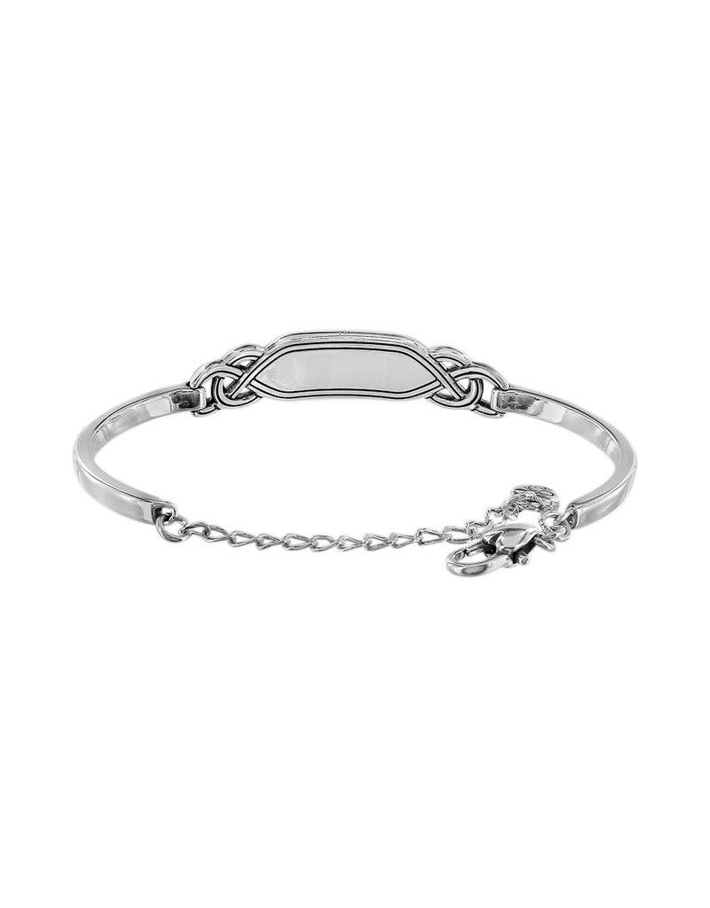 BRIGHTON JF6571 Interlok Friendship Bar Bracelet