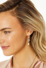 BRIGHTON JA5953 Alcazar Margaret French Wire Drop Earrings