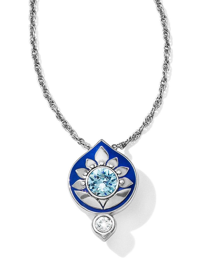 BRIGHTON JM2223 Journey To India Petite Reversible Necklace