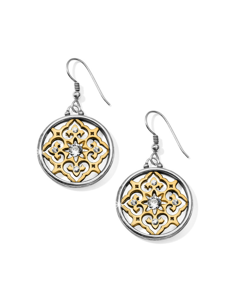 BRIGHTON JA6122 Indian Souvenir French Wire Earrings
