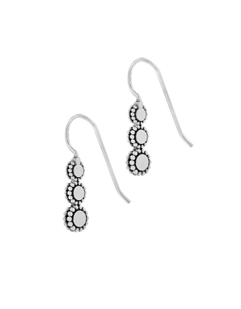 BRIGHTON JA6351 Twinkle Splendor French Wire Earrings