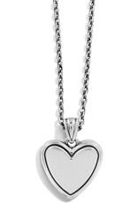 BRIGHTON JM2331 STELLAR HEART NECKLACE