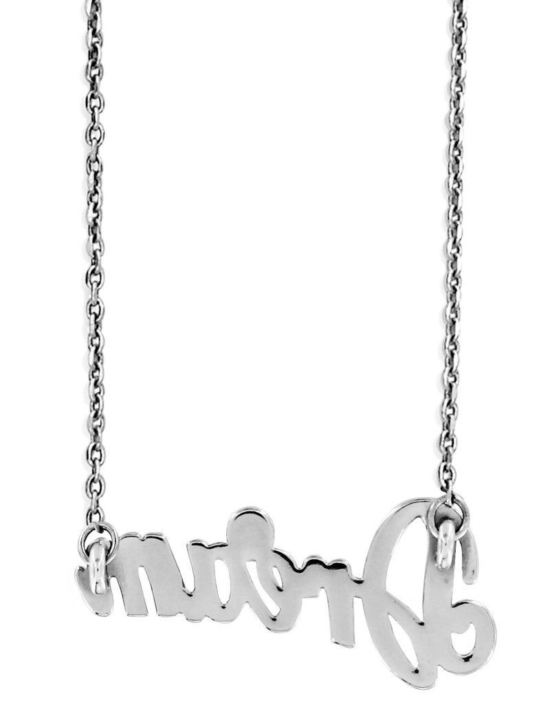 BRIGHTON JM2363 PENSCRIPT DREAM NECKLACE