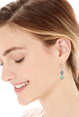 BRIGHTON JA6413 Meridian Petite Prime French Wire Earrings