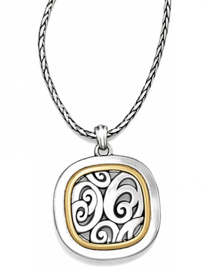 BRIGHTON JN5421 Spin Master Necklace