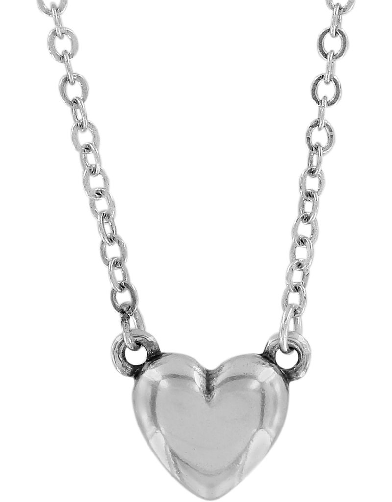 BRIGHTON JL6621 CHARA HEART NECKLACE