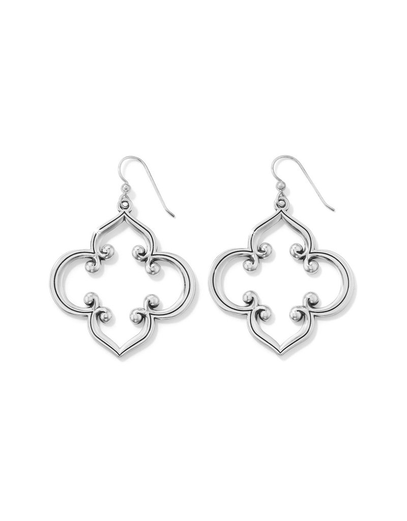 BRIGHTON JE9320 Toledo Statement French Wire Earrings