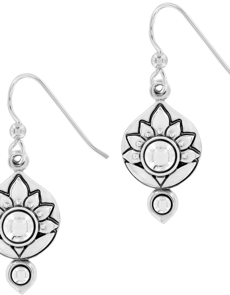 BRIGHTON JA6201 Journey To India Petite French Wire Earrings
