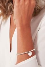 "KATIE LOXTON *KLJ3514 SWEET SENTIMENTS | WONDERFUL MOM | Bracelet | 6 4/5"" stretch"