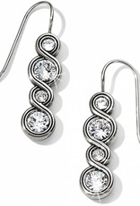 BRIGHTON JA1831 Infinity Sparkle French Wire Earrings