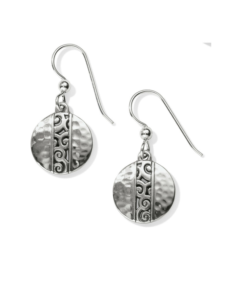 BRIGHTON JA4250 Mingle Disc French Wire Earrings