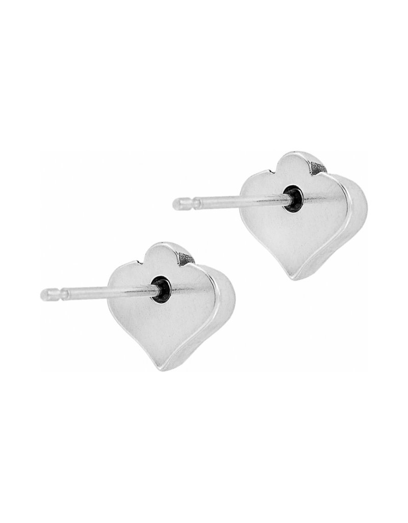 BRIGHTON J21712 Alcazar Heart Mini Post Earrings