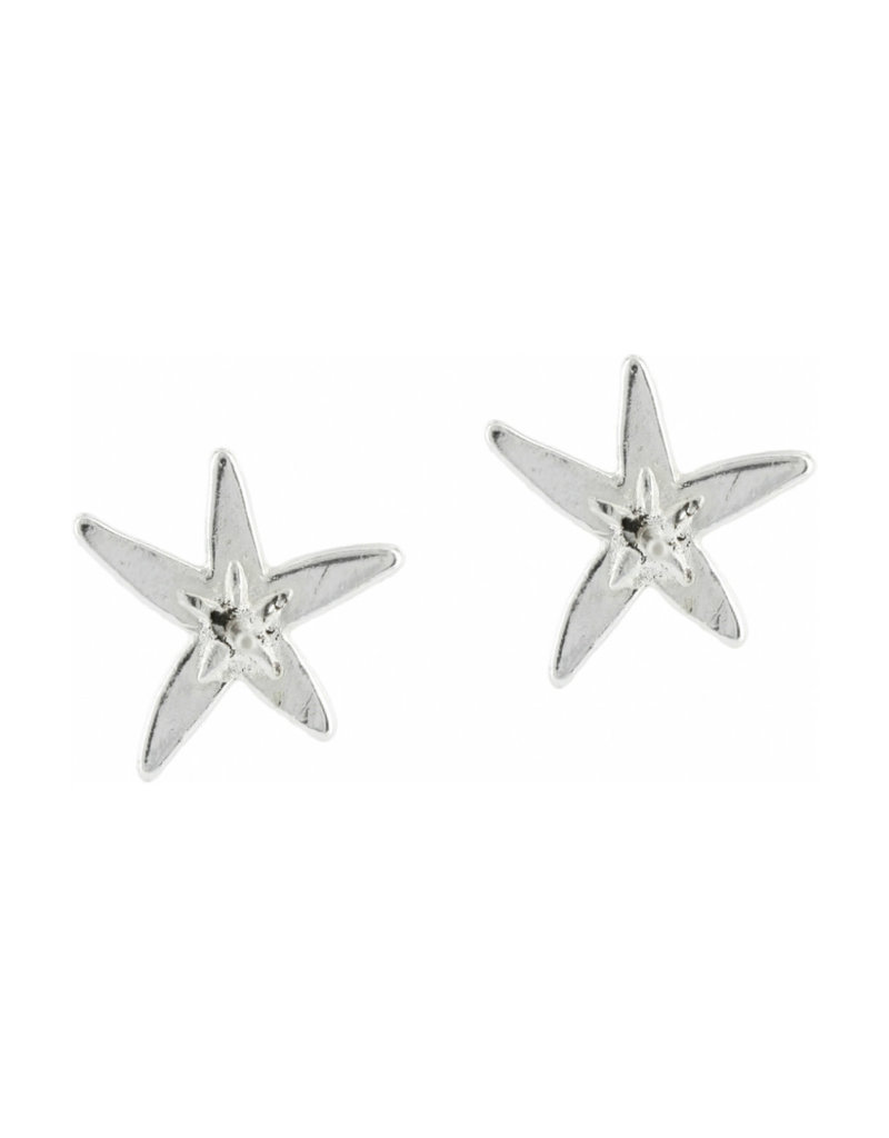 BRIGHTON J20982 Cape Star Mini Post Earrings