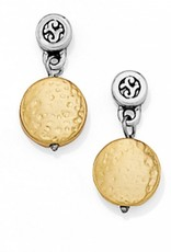 BRIGHTON J17351 Mediterranean Post Short Earrings