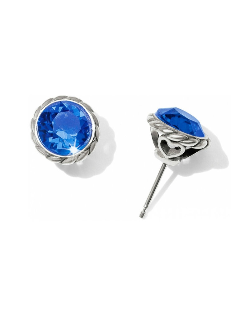 BRIGHTON JA173B IRIS STUD EARRINGS