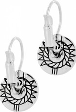 BRIGHTON JE3032 FORTINO LEVERBACK EARRINGS