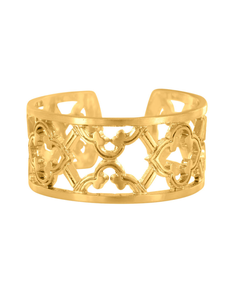 BRIGHTON J62515 CHRISTO TOLEDO NARROW RING