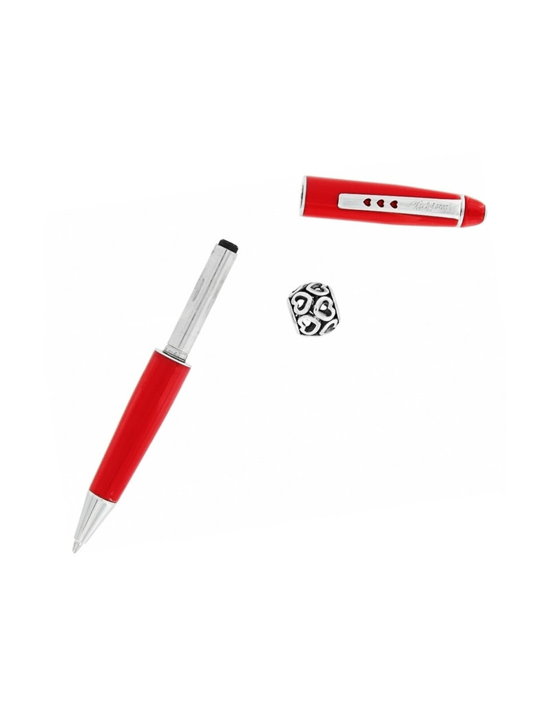 BRIGHTON J97497 Pen Pal Short Charm Pen