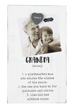 MUD PIE 4693057P GRANDPA MAGNETIC FRAME