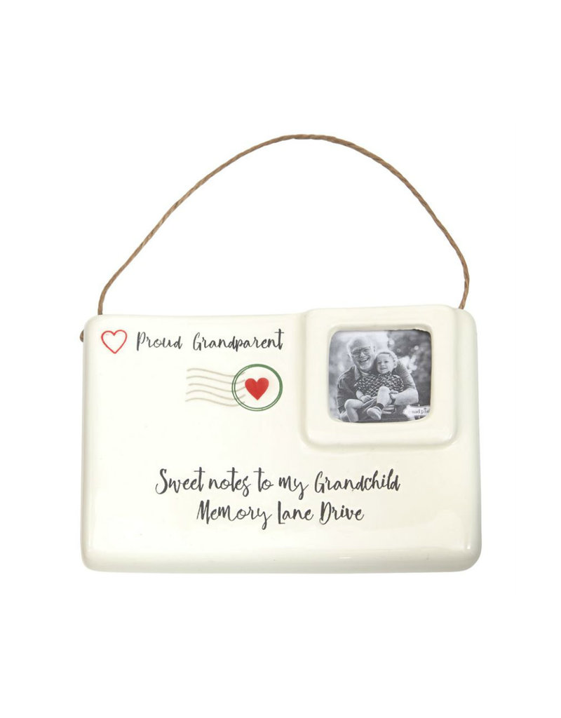 MUD PIE 16700013 SWEET NOTES GRANDPARENT