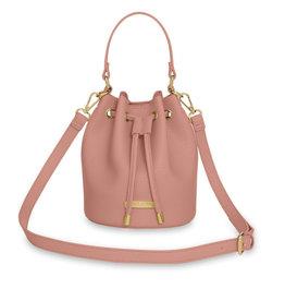KATIE LOXTON *KLB855 CHLOE MINI BUCKET BAG | PINK | 20 X 16.5 X 16.5CM
