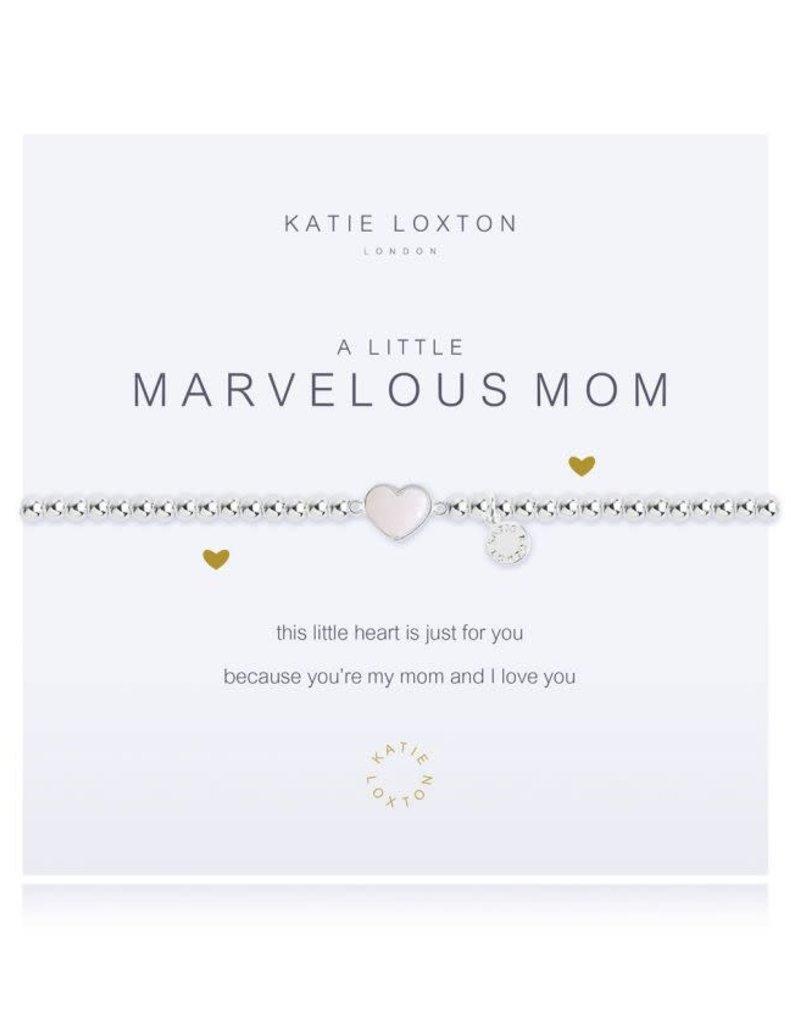 KATIE LOXTON *KLJ1675 a little MARVELOUS MOM - bracelet