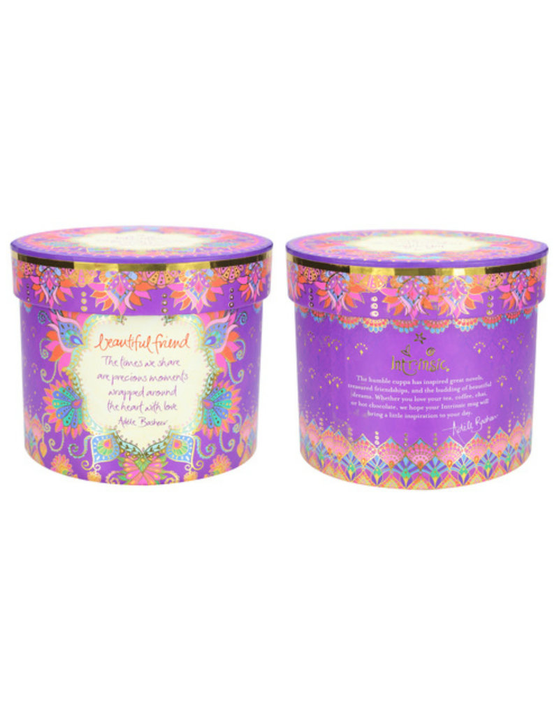 IGCH60094 BEAUTIFUL FRIEND 120Z CUP WITH GIFT BOX