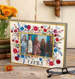 NATURAL LIFE WDFR064 FAMILY PICTURE FRAME