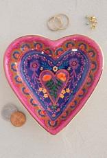NATURAL LIFE DSH168 Trinket Bowl Heart