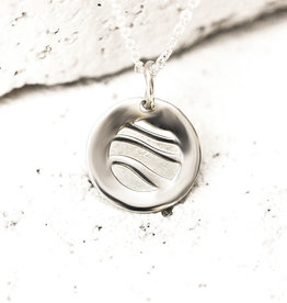 PIECES OF ME WSNS-EG EASY-GOING NECKLACE- SILVER