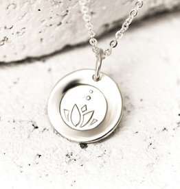 PIECES OF ME WSNS-HN HONEST NECKLACE- SILVER