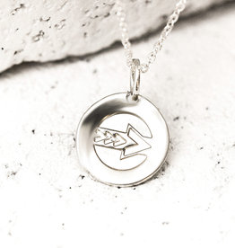 PIECES OF ME WSNS-LD LEADER NECKLACE- SILVER