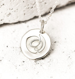 PIECES OF ME WSNS-SY SASSY NECKLACE- SILVER