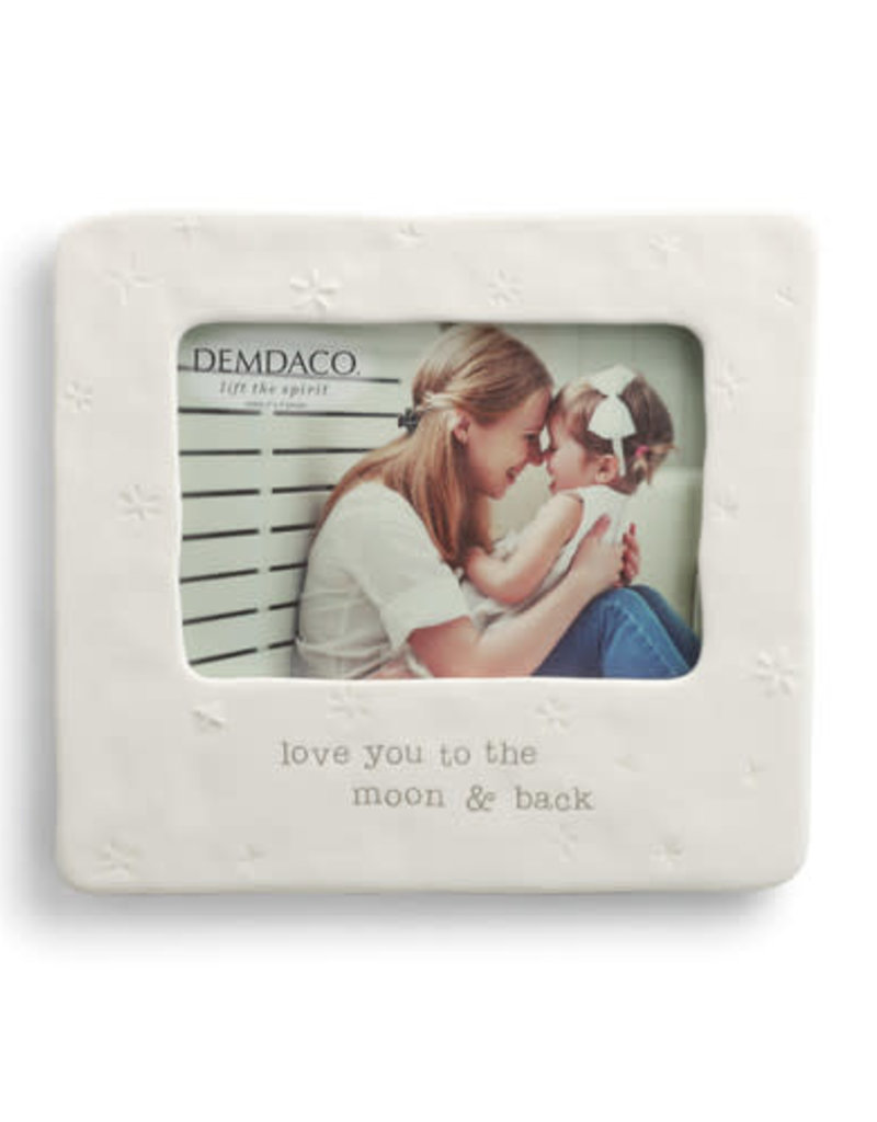 WILLOW TREE LOVE YOU TO THE MOON AND BACK FRAME
