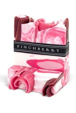 FINCH BERRY Rosey Posey - Handcrafted Vegan Soap