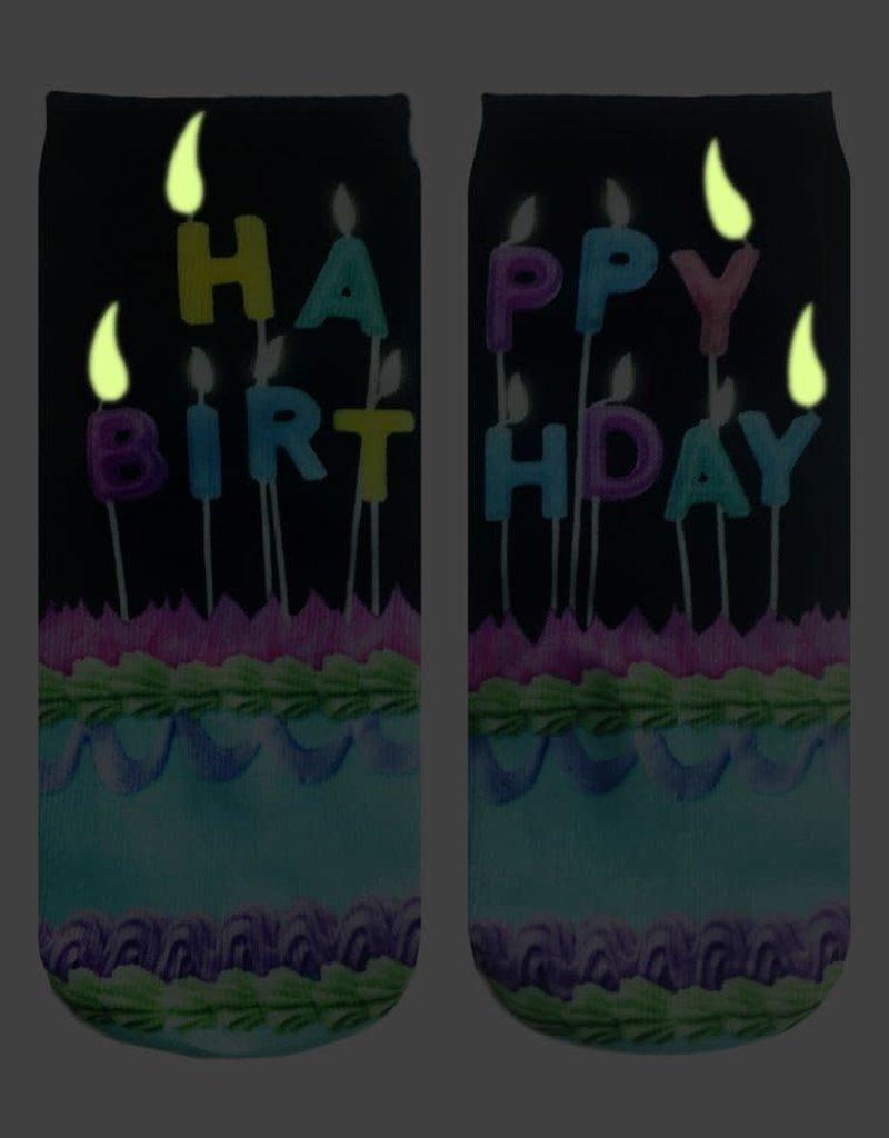116GLO Make A Wish Glow Ankle